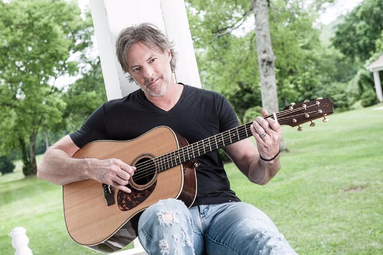 DARRYL WORLEY in concert at the Watseka Theatre October 13, 2017